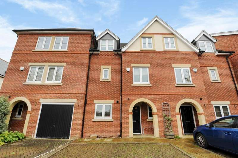 4 Bedrooms House for sale in Augustine Way, Oxford,, OX4