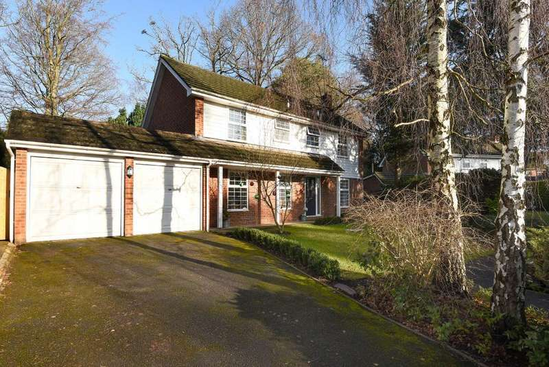 4 Bedrooms Detached House for sale in South Ascot, Berkshire, SL5