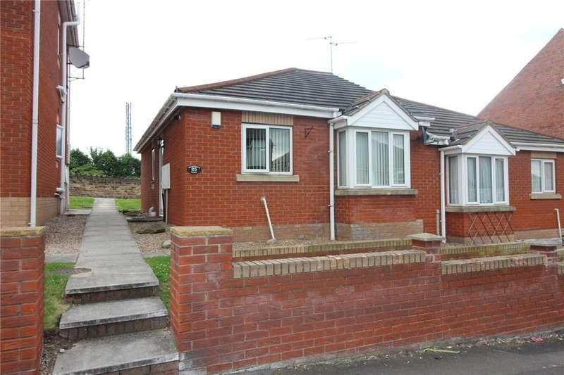 2 Bedrooms Semi Detached Bungalow for sale in Rockingham Court, Belgrave Road, Oakwell, S71
