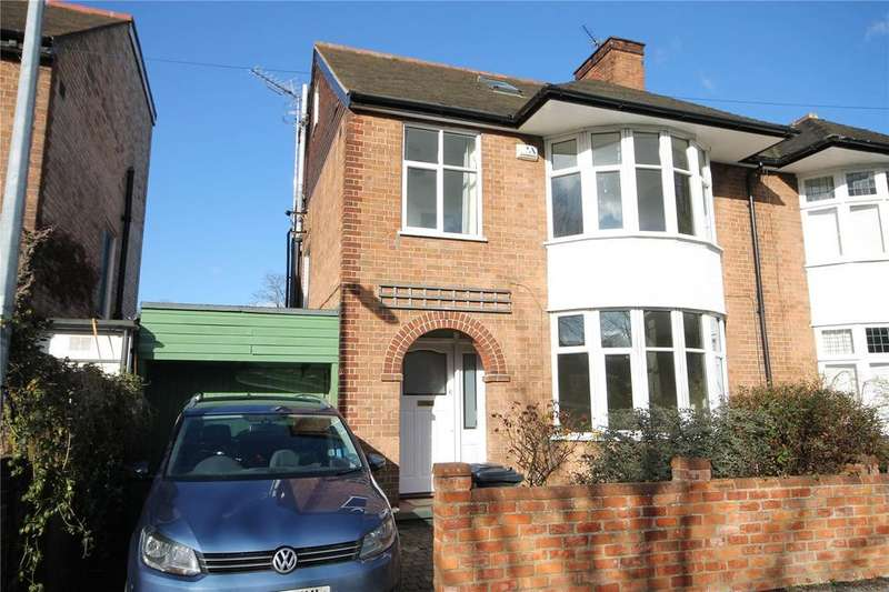 4 Bedrooms Semi Detached House for rent in Humberstone Road, Cambridge, CB4