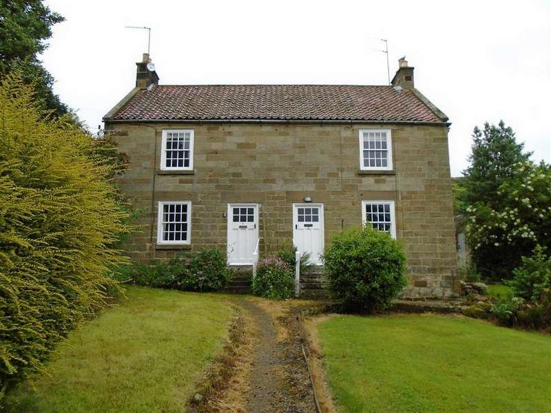 3 Bedrooms Semi Detached House for rent in Ivy Cottages, Kepwick, Thirsk