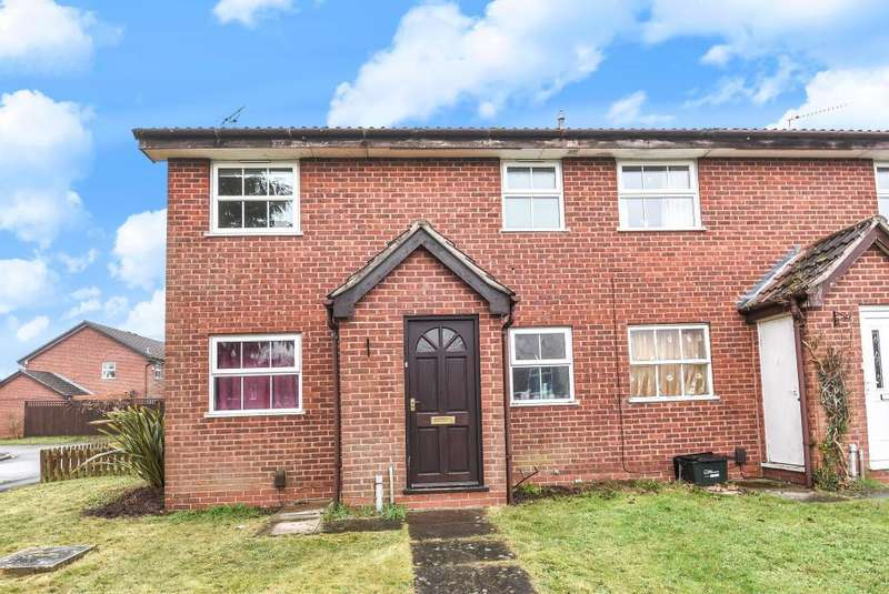 1 Bedroom Maisonette Flat for sale in North Abingdon, Oxfordshire OX14, OX14