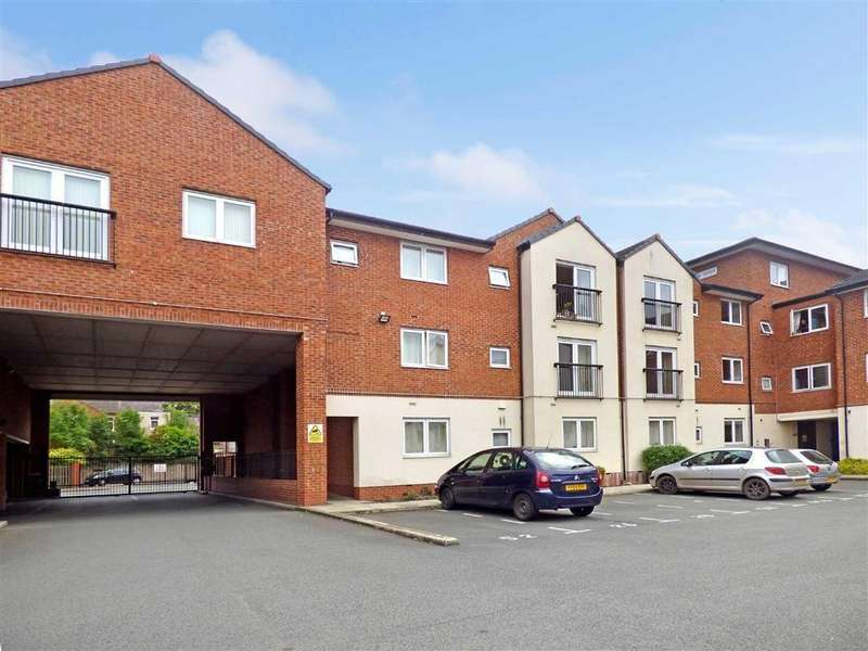 2 Bedrooms Apartment Flat for sale in Delamere Court, St Marys Street, Crewe