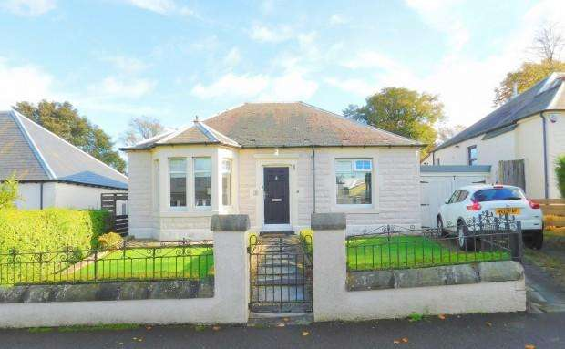 4 Bedrooms Bungalow for sale in Malcolm Street, Dunfermline, KY11