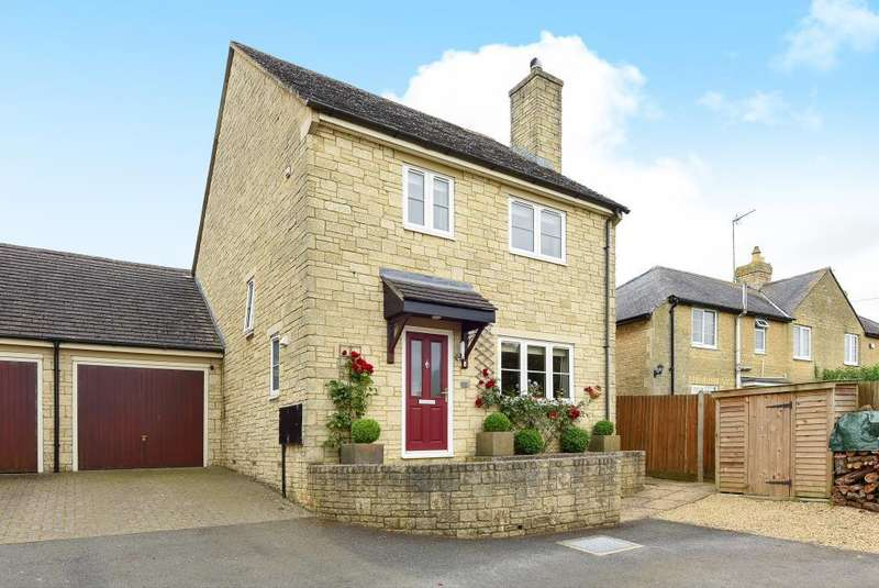 3 Bedrooms House for sale in Churchill Road, Chipping Norton, OX7