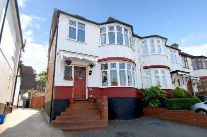 4 Bedrooms House for sale in St Margarets Avenue, Whetstone, N20