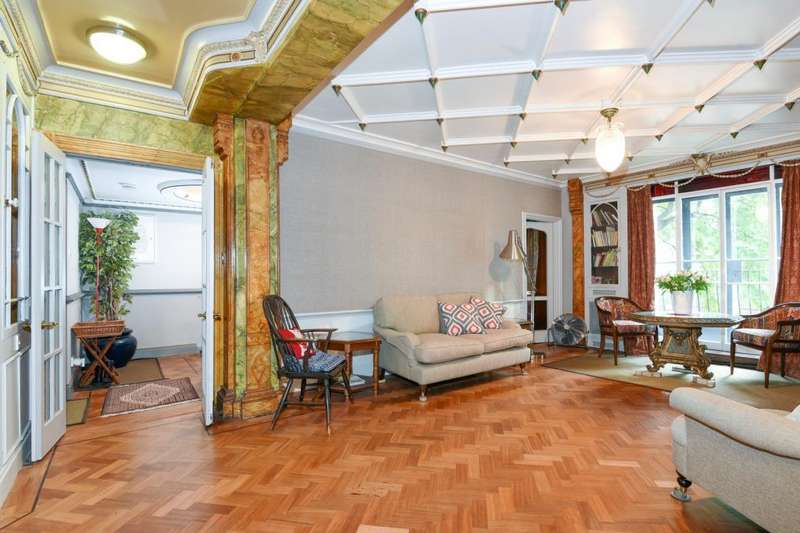 3 Bedrooms Flat for sale in Caroline House, Bayswater Road, W2, W2
