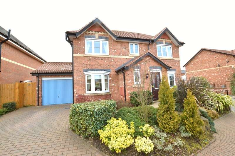 4 Bedrooms Detached House for sale in High Legh, Eccleston, St. Helens, WA10