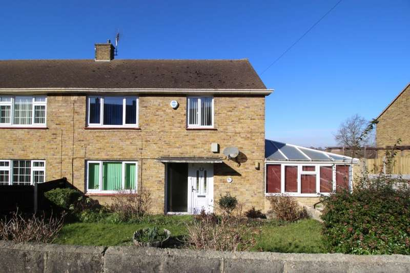 3 Bedrooms Semi Detached House for sale in St. Hildas Way, Gravesend, DA12