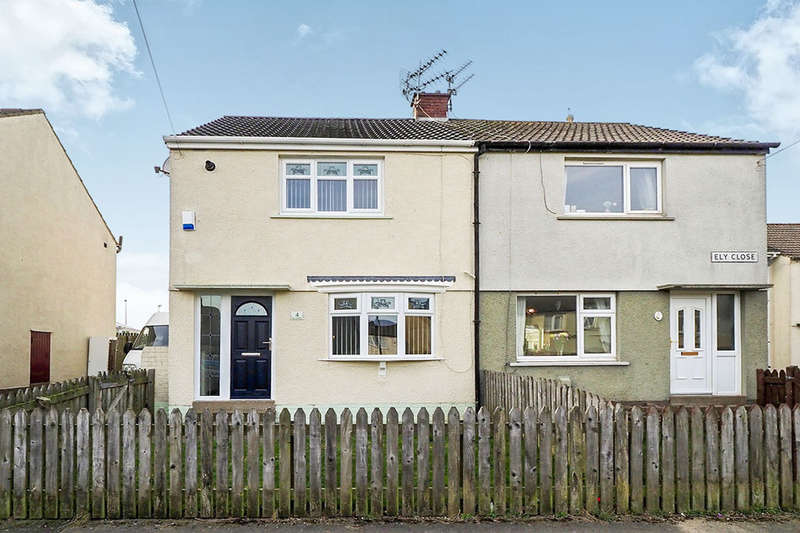 2 Bedrooms Semi Detached House for rent in Ely Close, Workington, CA14
