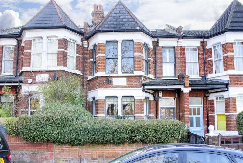 3 Bedrooms Flat for sale in Mayfield Road, Crouch End, London