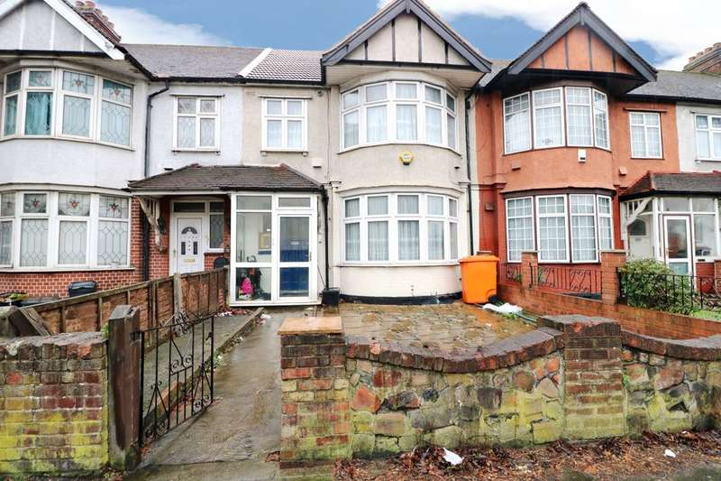 3 Bedrooms Terraced House for sale in Royston Parade Royston Gardens, Ilford, IG1