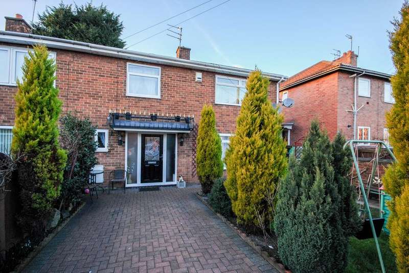 4 Bedrooms Terraced House for sale in Amberley Street, Gateshead