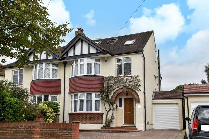 5 Bedrooms House for sale in Herne Road, Surbiton, KT6