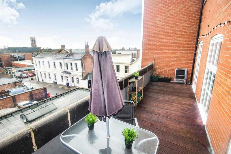 2 Bedrooms Apartment Flat for sale in Bedford Street, Leamington Spa