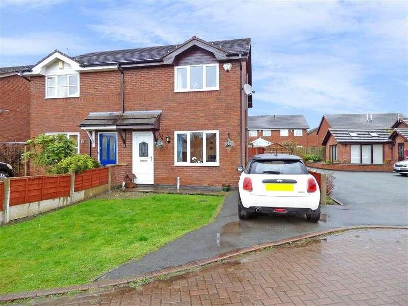 3 Bedrooms Semi Detached House for sale in Sandhurst Avenue, Crewe