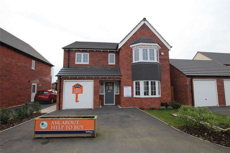 4 Bedrooms Detached House for sale in Causer Road, Barton under Needwood, Burton upon Trent, Staffordshire