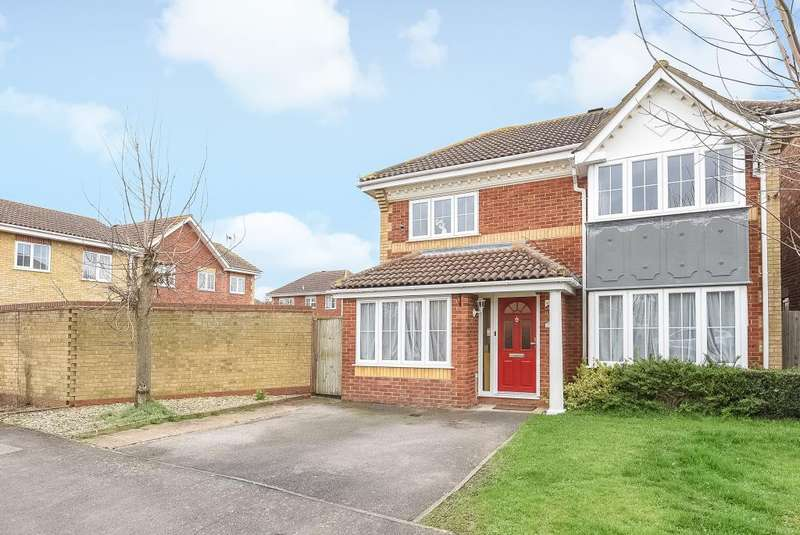 5 Bedrooms Detached House for rent in Langford Village, Bicester, OX26