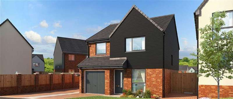 4 Bedrooms Detached House for sale in Bucknall Grange, Bucknall