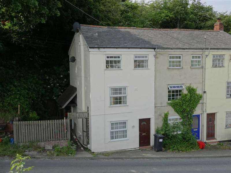 2 Bedrooms End Of Terrace House for rent in 3, Oak Cottages, Kerry Road, Newtown, Powys, SY16