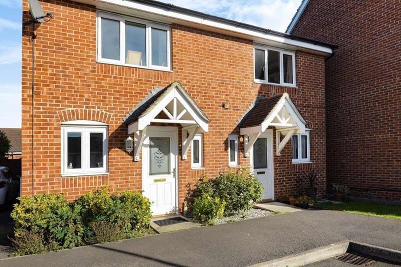 2 Bedrooms House for sale in Connaught Gardens, Thatcham, RG19