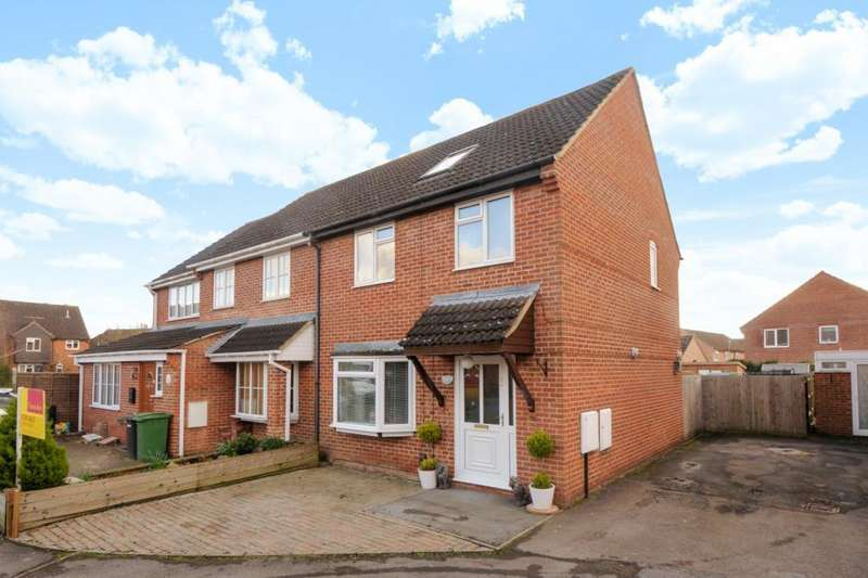 4 Bedrooms House for sale in Munkle Marsh, Thatcham, West Berkshire, RG19
