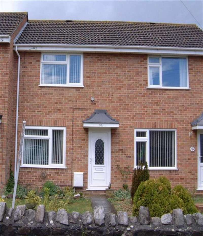 2 Bedrooms Terraced House for rent in Riverton Road, PURITON, PURITON