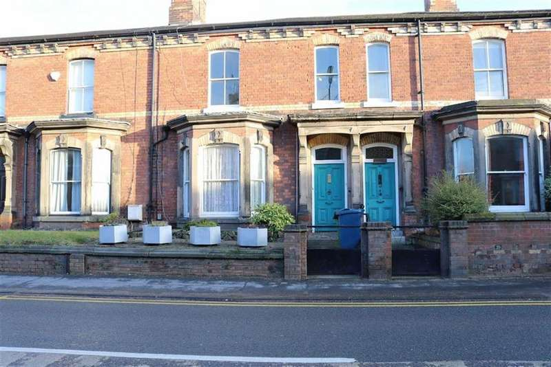 3 Bedrooms Terraced House for sale in Wolverhampton Road, Stafford