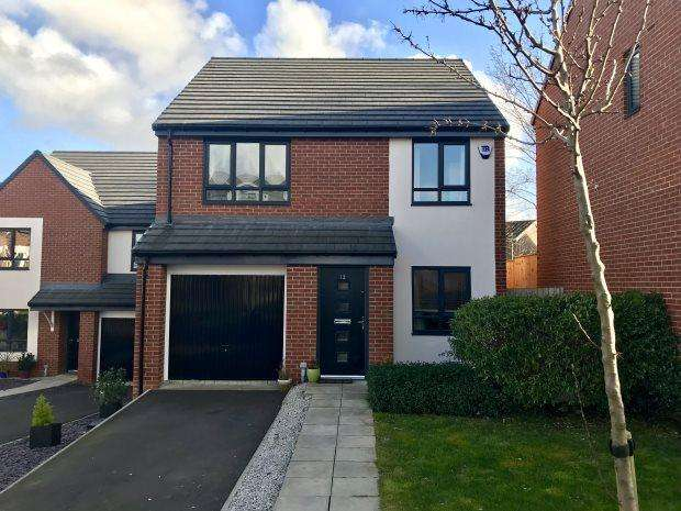 3 Bedrooms Detached House for sale in WELLS GROVE, NEWTON HALL, DURHAM CITY