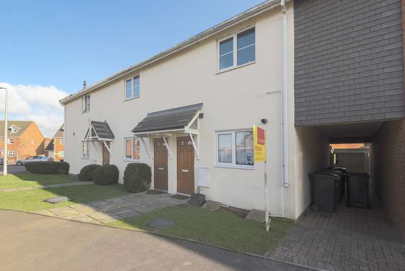 2 Bedrooms Maisonette Flat for sale in Horne Road, Thatcham, RG19