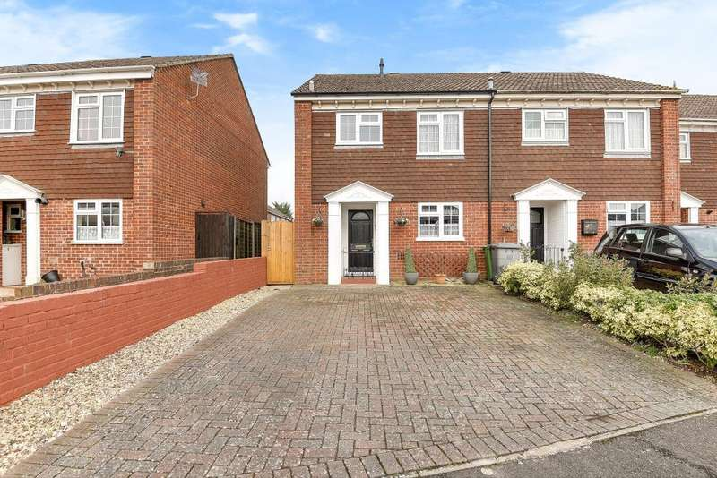 3 Bedrooms House for sale in Foxhunter Way, Thatcham, RG19