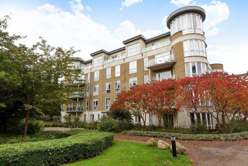 2 Bedrooms Flat for sale in Terrano House, Kew Riverside Development, TW9