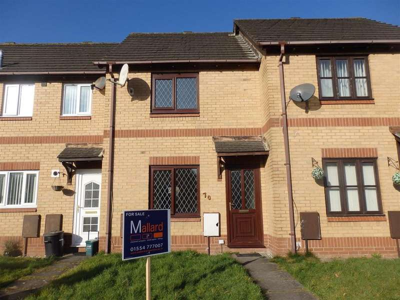 2 Bedrooms Terraced House for sale in Clos Cilsaig, Dafen, Llanelli
