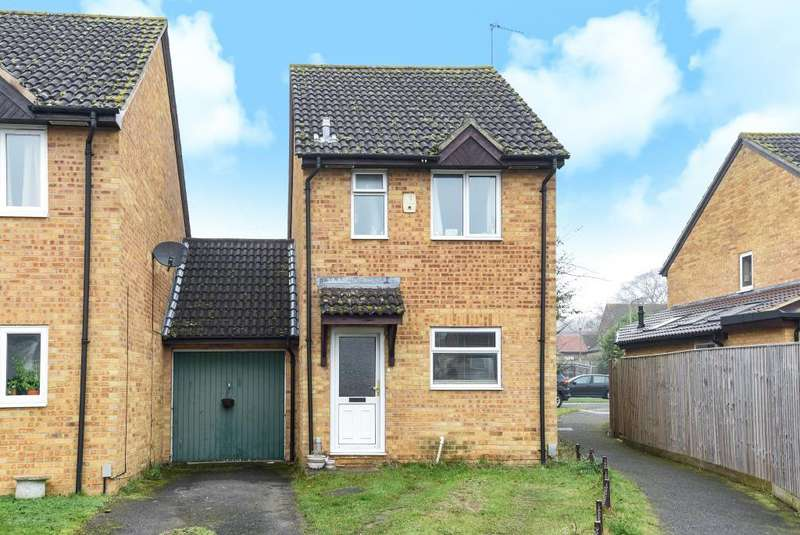 2 Bedrooms Detached House for sale in Abingdon, Oxfordshire OX14, OX14
