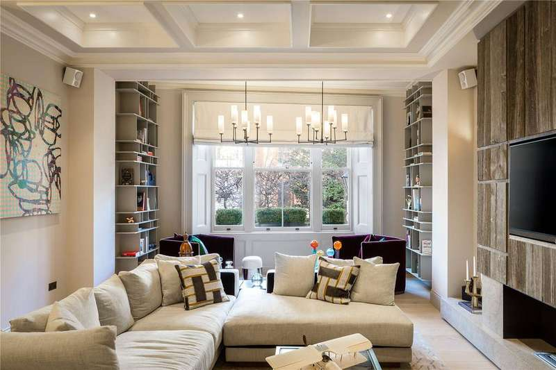 3 Bedrooms House for sale in Holly Lodge, Thistle Grove, The Boltons, London, SW10
