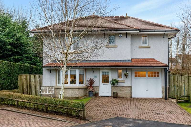4 Bedrooms Detached Villa House for sale in 24 Manderston Meadow, Newton Mearns, G77 6GL