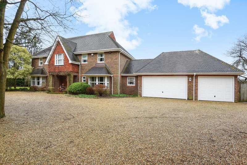 5 Bedrooms Detached House for sale in Winkfield, Berkshire, SL4
