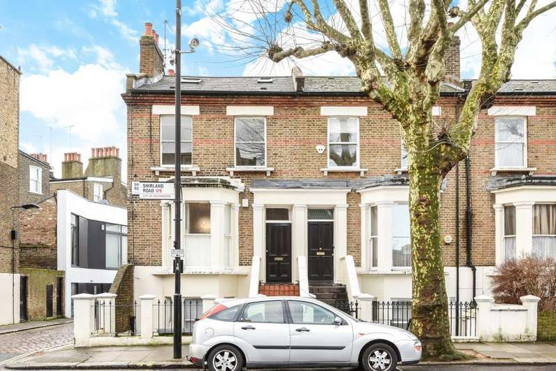 3 Bedrooms Flat for sale in Shirland Road, Maida Vale, W9, W9