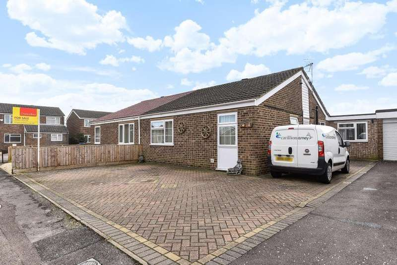 3 Bedrooms Bungalow for sale in Osborne Close, Bicester, OX26