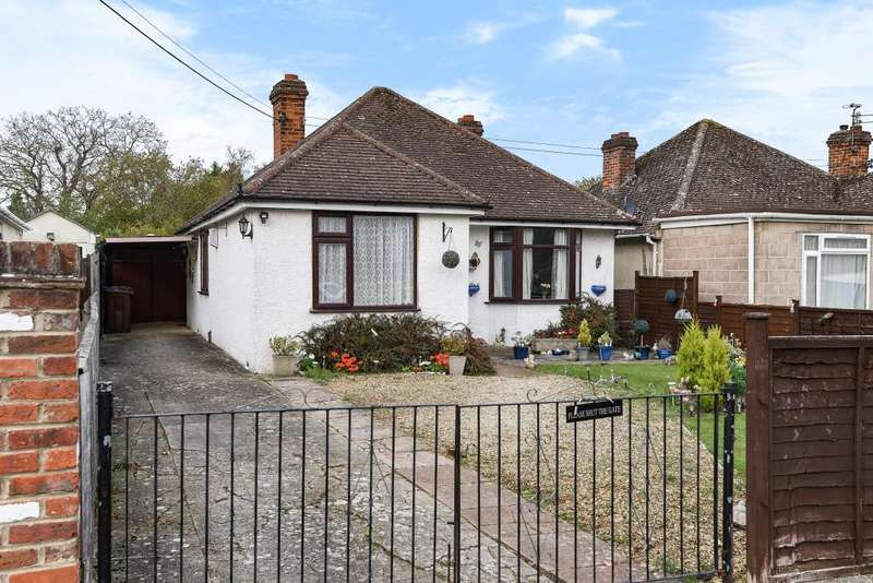 2 Bedrooms Bungalow for sale in Begbroke, Oxfordshire, OX5