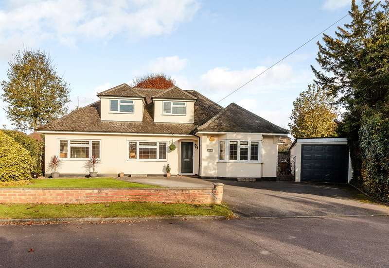 5 Bedrooms Detached House for sale in Berry Close, Rickmansworth