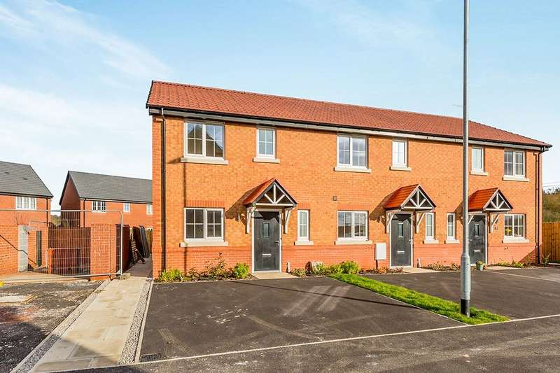 3 Bedrooms Semi Detached House for sale in Hall Drive, Alsager, Stoke-On-Trent, ST7