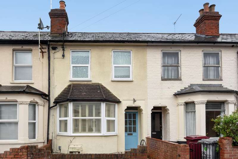 3 Bedrooms House for sale in Newport Road, Reading, RG1