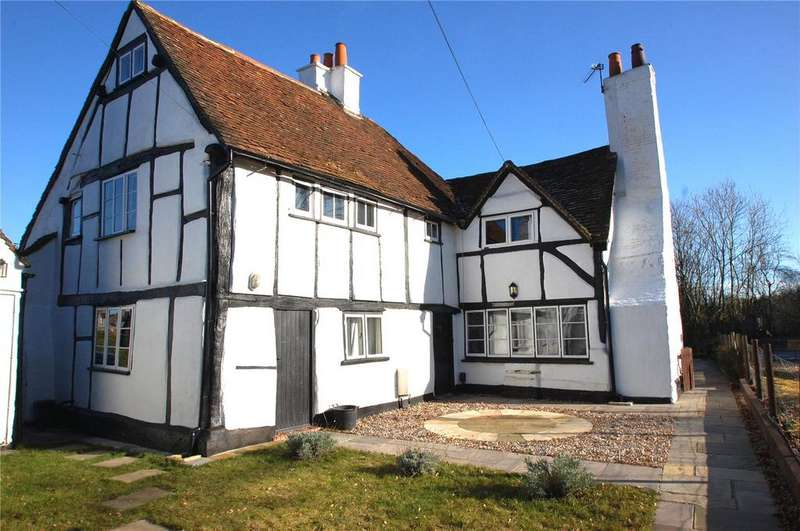 5 Bedrooms Detached House for sale in Three Households, Chalfont St Giles, Buckinghamshire, HP8