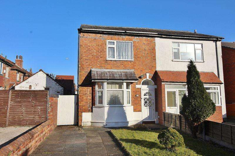 2 Bedrooms Semi Detached House for sale in Fairfield Road, Ainsdale