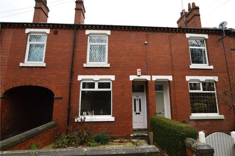 3 Bedrooms Terraced House for sale in Ledger Lane, Wakefield, West Yorkshire