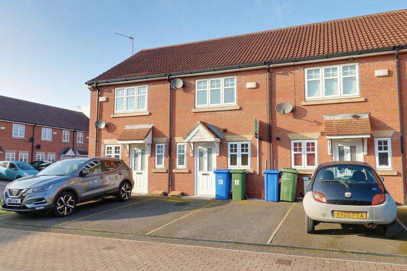 2 Bedrooms Terraced House for rent in Ravenser Court,