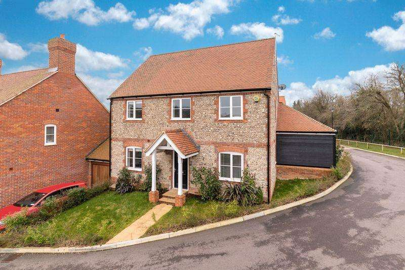4 Bedrooms Detached House for sale in OFFERS PART EXCHANGE CONSIDERED, Markyate Village