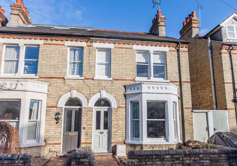 4 Bedrooms Town House for sale in Montague Road, Cambridge