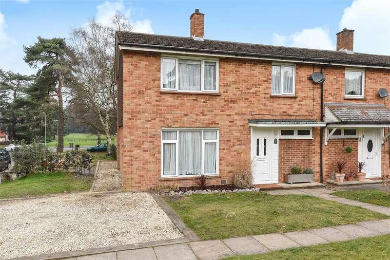 3 Bedrooms Semi Detached House for sale in Woolhampton Way, Bracknell, Berkshire, RG12
